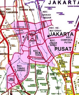 SERVICE AC AREA JAKARTA PUSAT
