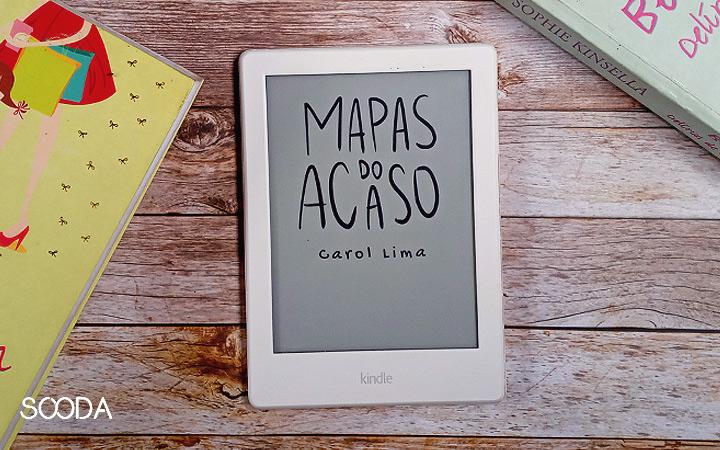 Mapas Do Acaso; Carol Lima; resenha; foto da capa do livro digital