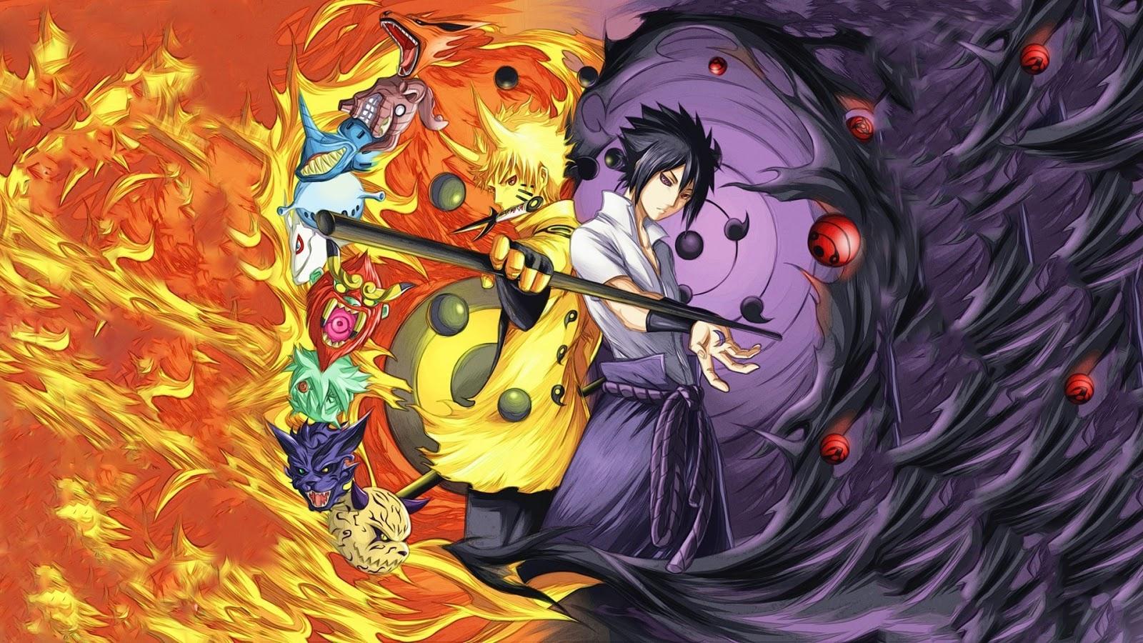 Naruto Shippuden BD (Episode 01 - 500) Subtitle Indonesia
