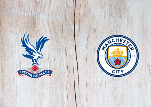 Crystal Palace vs Manchester City -Highlights 19 October 2019