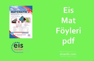 Eis Mat Föyleri pdf