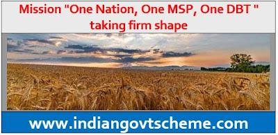 One Nation, One MSP, One DBT