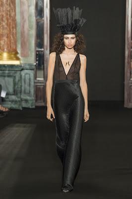 Paris Moda Haftası 2018 Ronald Van Der Kemp 2018 Couture