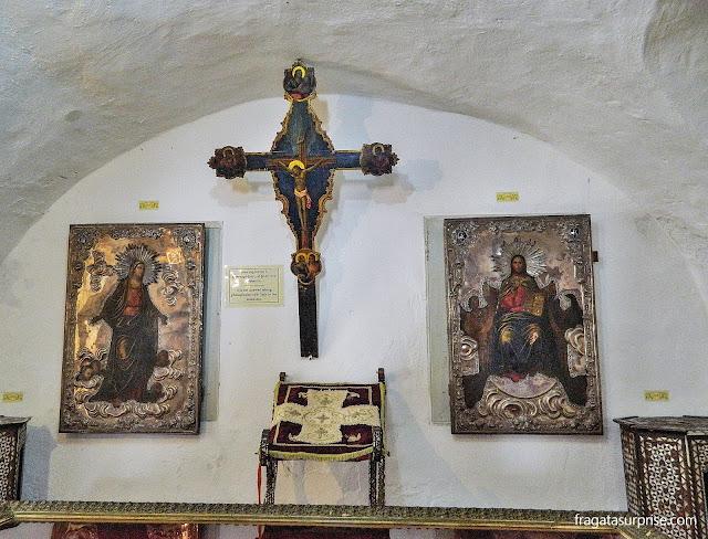 Mosteiro de São Miguel, Panormiti, Grécia