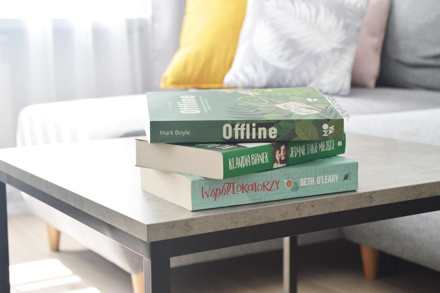 książki na wakacje co czytać offline