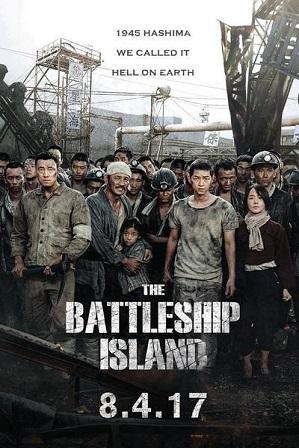 The Battleship Island (2017) Full Hindi Dual Audio Movie Download 480p 720p Bluray