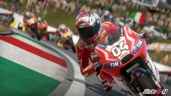 MotoGP 14 PC Game