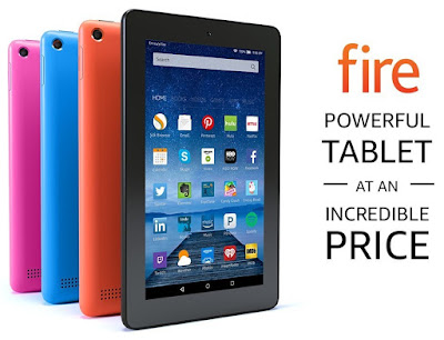 the 8 GB Fire Tablet with free shipping