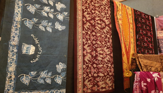 42 motif batik jambi