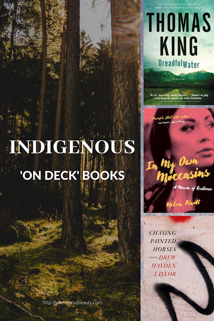 Three Indigenous On Deck Books (Native American Reads)