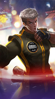 Chou Kung Fu Boy Heroes Fighter of Skins Rework V1