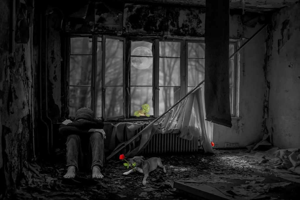A esperança massacra a vida de alguém quando ela espera que algo fora do seu controle mude para que ela possa, então, viver bem.