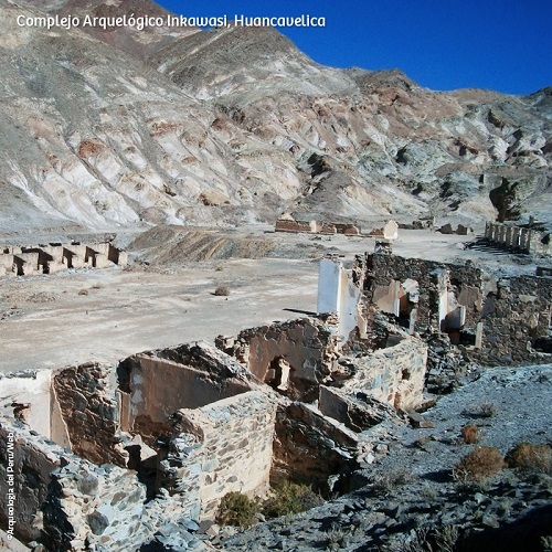 Complejo Arqueológico de Incawasi