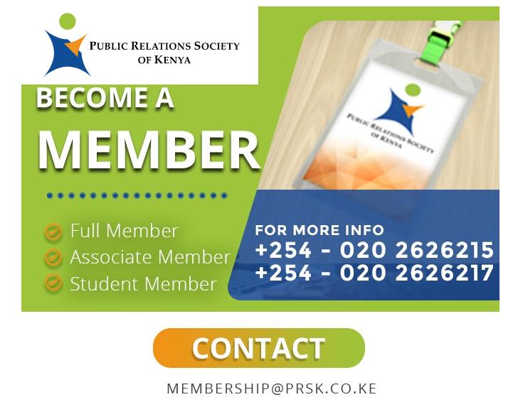 Public Relations Society Of Kenya (PRSK)