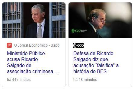 Ricardo Salgado, há mais de 5 anos já se teria adivinhado...