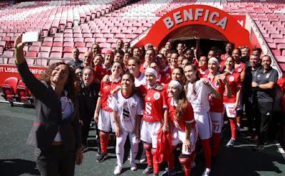 Benfica Modalidades Femininas