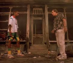 The Rolling Picture: Film Review: Do the Right Thing