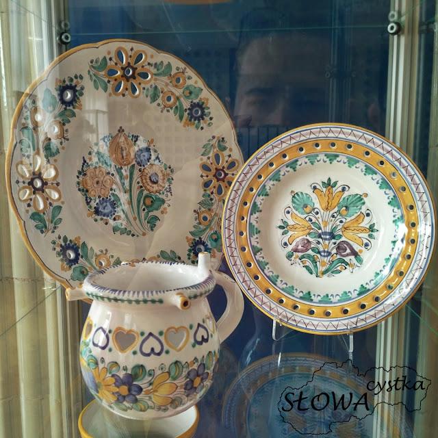 Slowacka Ludowa Majolika, czyli rzecz o tradycyjnej slowackiej ceramice