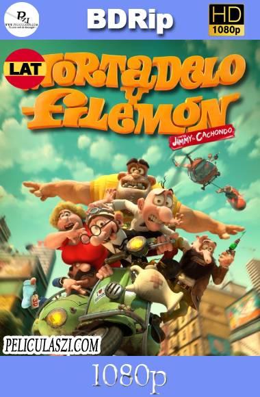 Mortadelo y Filemón contra Jimmy el locuaz (2014) HD BDRip 1080p Castellano VIP