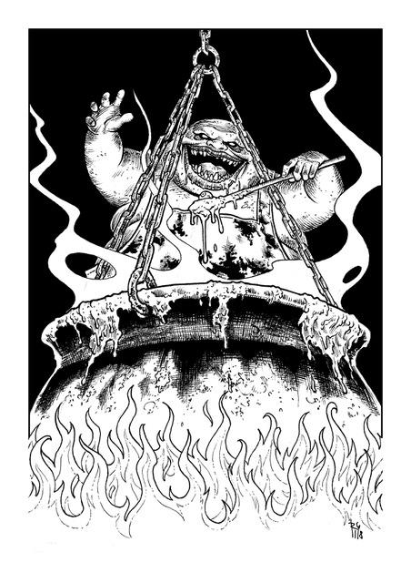 """Refonte de """"L'Anneau des Serpents de Feu"""" - Page 3 19"""