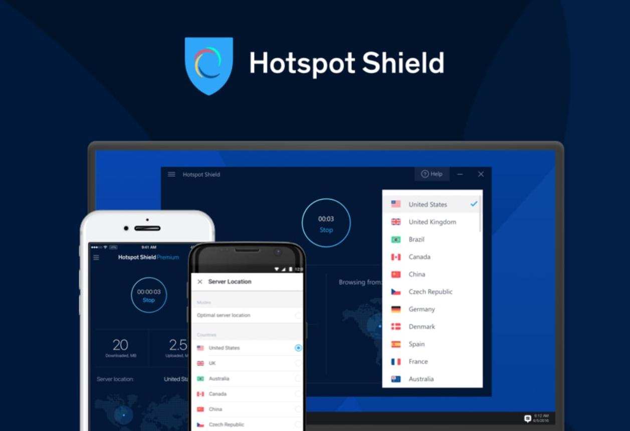 hotspot shield là gì