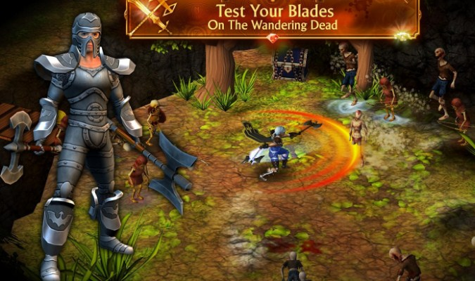 Game RPG Android Terbaik Offline - Eternium: Mage and Minions