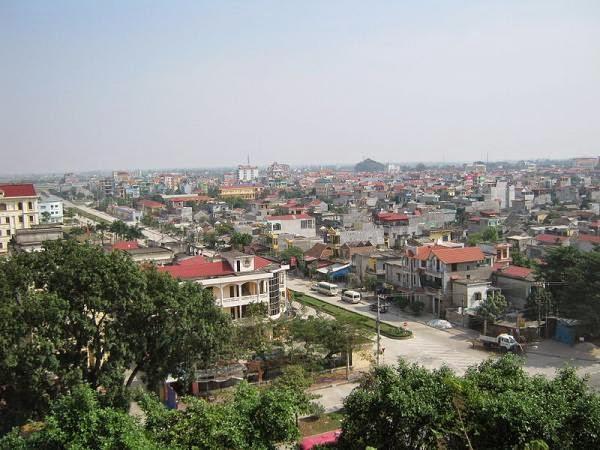 Giá nhà đất Ninh Bình bị đẩy lên cao