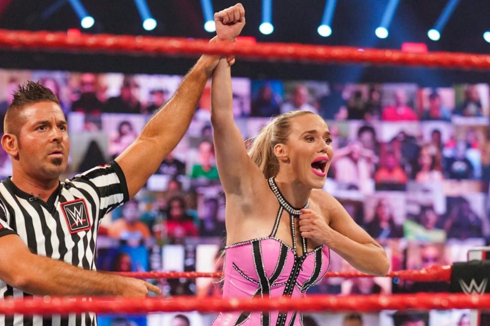 Revelada a nova desafiante ao RAW Women's Championship