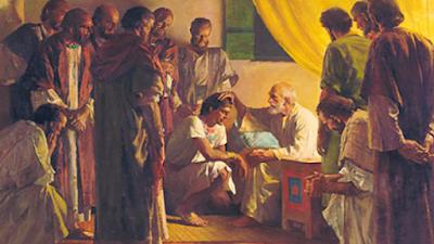 Reprodução de Jacó e seus filhos