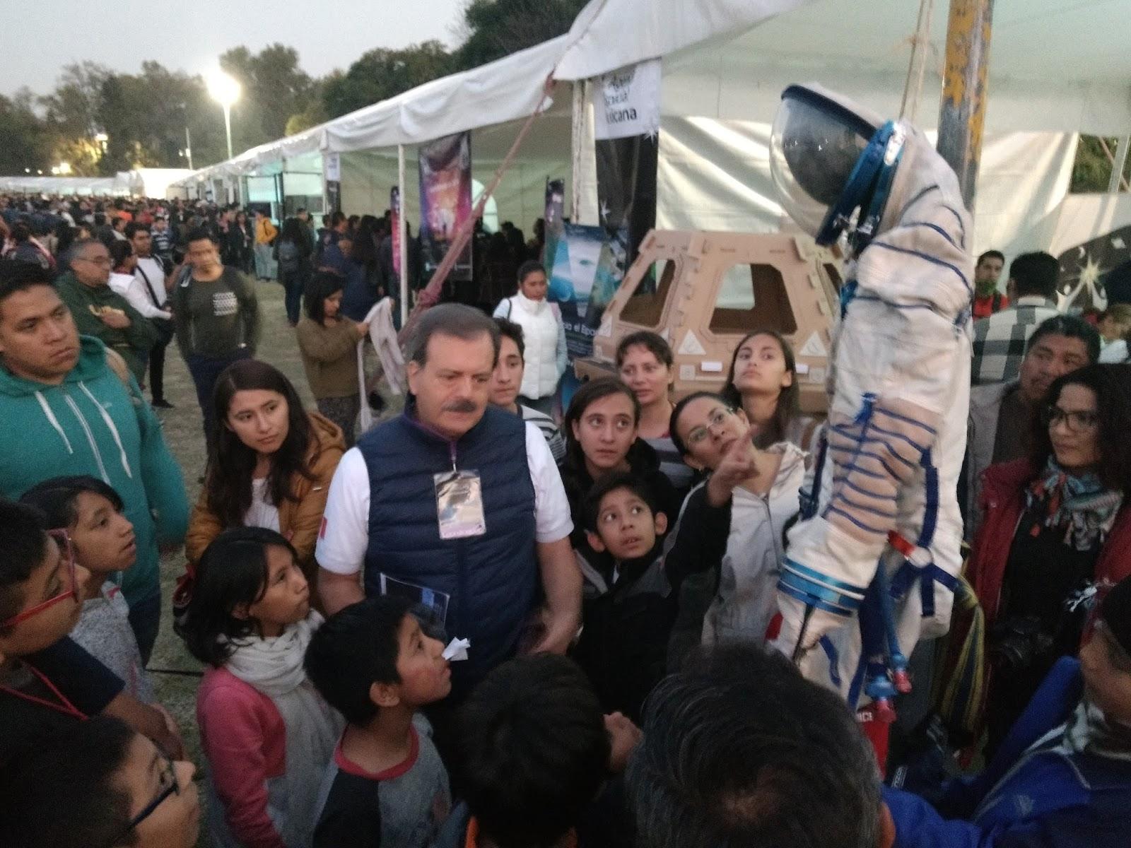 aabdef4593 AUNAM  LA FIESTA ASTRONÓMICA MÁS IMPORTANTE DE MÉXICO  NOCHE DE LAS ...