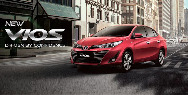 Promo Harga Toyota New Vios 2021