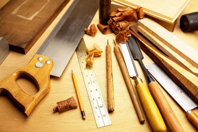 ¿Cómo autofabricar herramientas para carpintería?