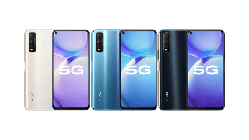 vivo Y70t 5G with Exynos 880 and 48MP triple cameras now official