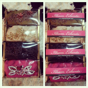 PACKAGING FOR SPECIAL EDITION TURBAN