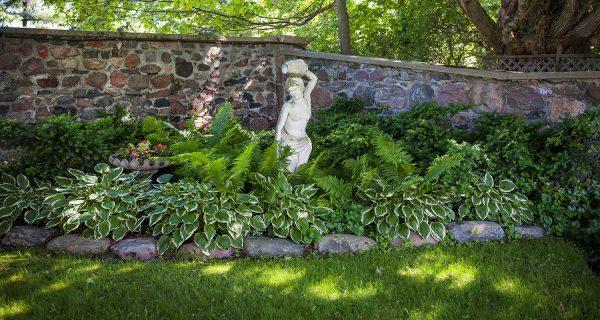 Perennial Shade Garden Plans