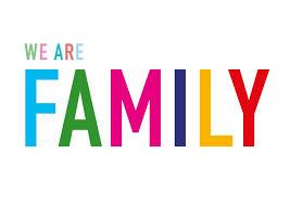 أفراد العائلة باللغة الانجليزية