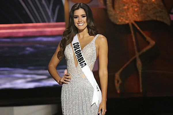 Miss Universe 2015: Paulina Vega from Colombia won