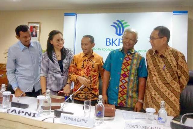 Bahlil : Penambang dan Pengusaha Smelter Sepakat Setop Ekspor Biji Nikel