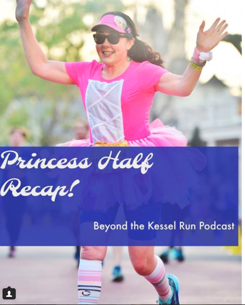 Princess Half Recap FAQ