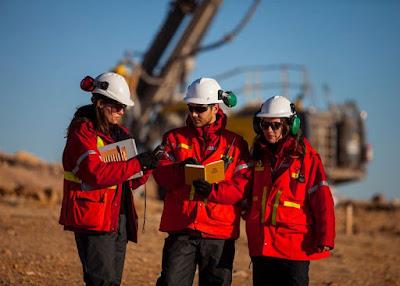 15% cae ocupación del sector minero en los últimos 12 meses
