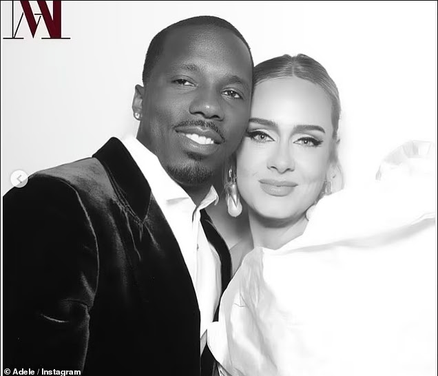 Adele announces romance with sports agent Rich Paul on Instagram