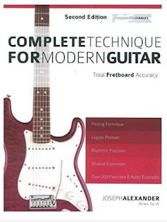 2.Complete Technique for Modern Guitar: Second Editionby Joseph Alexander