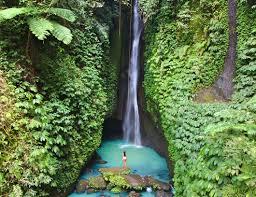 Leke Leke Waterfall Bali