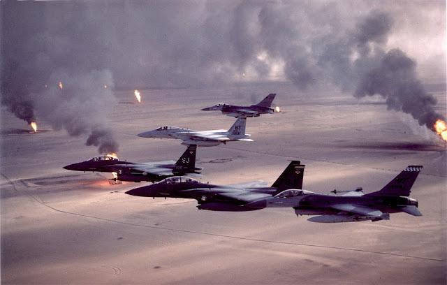 Guerra Del Golfo Riassunto