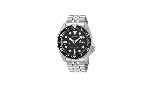 Seiko SKX007K Automatic Diver