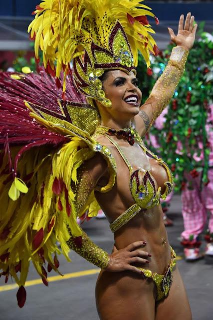 rio carnival history