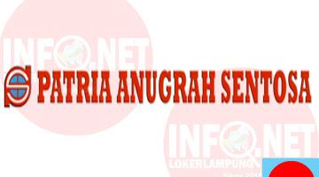 Bursa Lampung PT. Patria Anugrah Sentosa