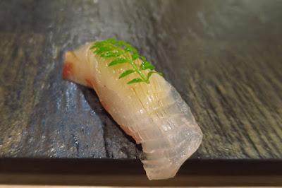 Kyoten Japanese Cuisine, sushi tai
