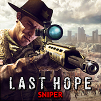 Last Hope Sniper - Zombie War Android iOS Oyna - İndir