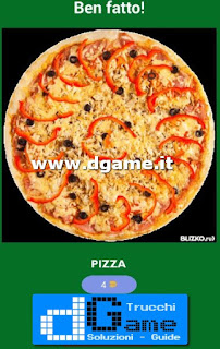 Soluzioni Il cibo Quiz livello 23